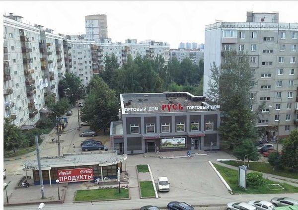 Казанское шоссе, 3