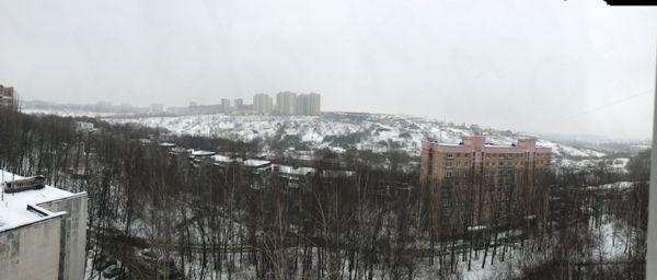улица Маршала Рокоссовского, 1